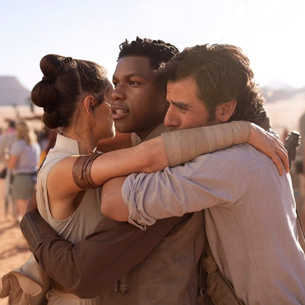 Misteri Terjawab di Star Wars: Rise of Skywalker