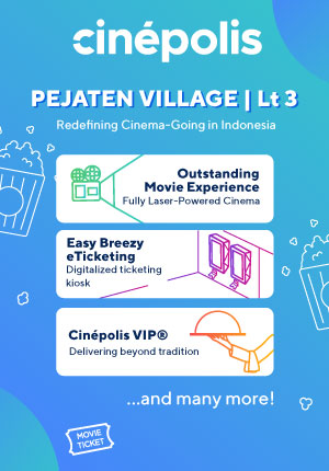 Cinépolis Pejaten Village Redefining Cinema-Going